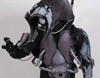 Legion Costume