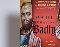 Paul Behaving Badly Book Cover