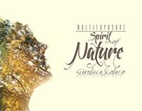 SPIRIT OF NATURE - Multiexposure