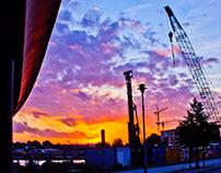 - BERLIN - Sunset