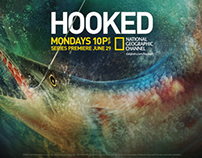 HOOKED Advertising Campaign