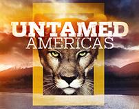 UNTAMED AMERICAS Advertising Campaign
