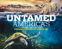 UNTAMED AMERICAS Sweepstakes Advertisement