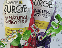 Body Glove SURGE Packaging