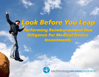 Reimbursement Due Diligence for Med Device Investments