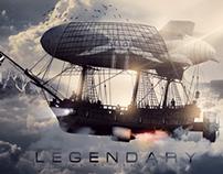 Legendary....the sky Eagle