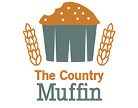 The Country Muffin Logo