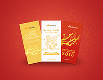 VSIONGLOBAL - Red Envelope New Year