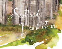 Highland Spring/Visit Scotland
