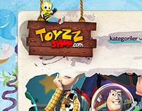 ToyzzShop E-Commerce Website