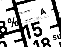 15-18 | Affiches typographiques