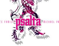 Psalta typeface