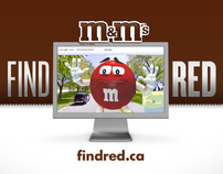 M&M's Find Red