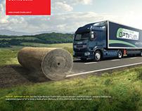 Renault Trucks - Yollar önünüze serilecek.