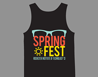 SpringFest Logo Design & Branding