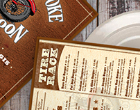 Broken Spoke Saloon Menu