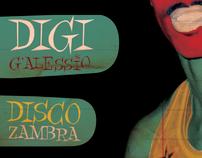 DIGI G'ALESSIO - DISCO ZAMBRA [Cover Artwork]
