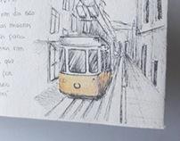 roadbook - baixa de Lisboa