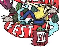 Siberian Parkour Fest VII 2013