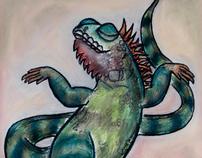 Iguana Dance