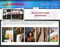 Atılgan Textile Web Site