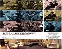WORKING PROGRES, L.S.F. BY ROLAND DE MIDDEL.