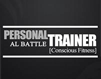 Personal Trainer / Al Battle [Business Card]