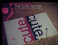 Undergrad Thesis: The Cute Factor