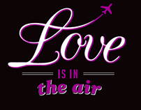 Air New Zealand - Love Is In The Air