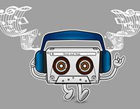 Cassette Rockero