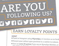 XpresSpa Social Media Card