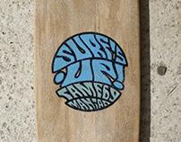 Full custom skateboard project