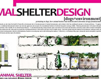 THESIS:  Guilford County Animal Shelter