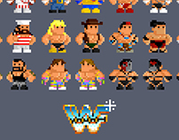 When WWF meant WRESTLING
