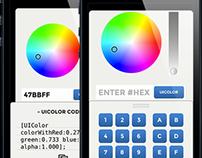 Kulours iOS App