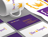 Her Impact - Logo and Branding