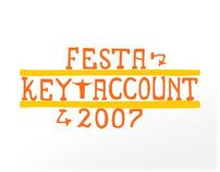 SOUZA CRUZ (Festa Key Account 2007)