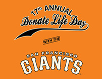 CTDN & SF Giants Donate Life Day