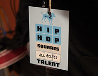 [ hip hop squares ]