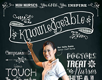 NUHS Nurses Day 2013