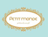 Random Petit Monde Designs
