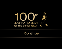 Johnnie Walker - 100 Years of The Striding Man