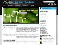 Jesus Our Firm Foundation Brethren Church Website