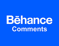 Behance Comments