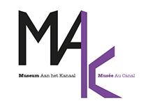 MAK Museum aan het kanaal