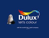 Dulux - Branding