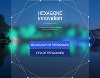 Retro futur on behance for Hexagone innovation