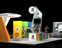 Wipro : Gitex Dubai stall