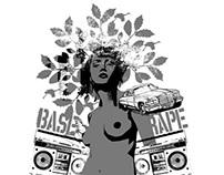 Base Rape T-shirt Design