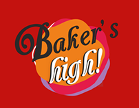 Brand Identity for Baker's High